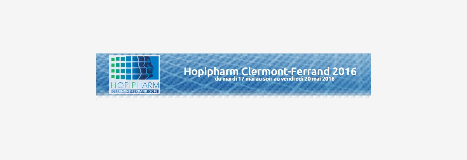 Design-R s'affiche au Salon Hopipharm avec deux exposants à Clermont-Ferrand !