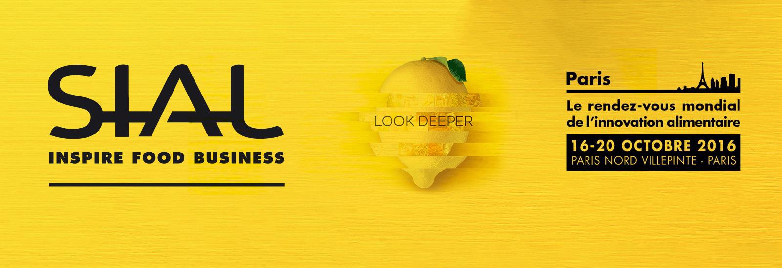 Au SIAL cette année Design-R sublime les produits champenois !