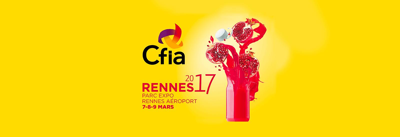 Design-R au salon CFIA de Rennes
