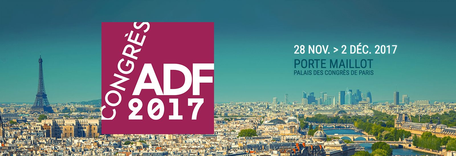 DOCTOLIB et E-Axess : Salon ADF au Palais des Congrés – Paris
