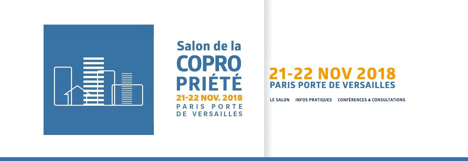 Salon de la copropriété 2018