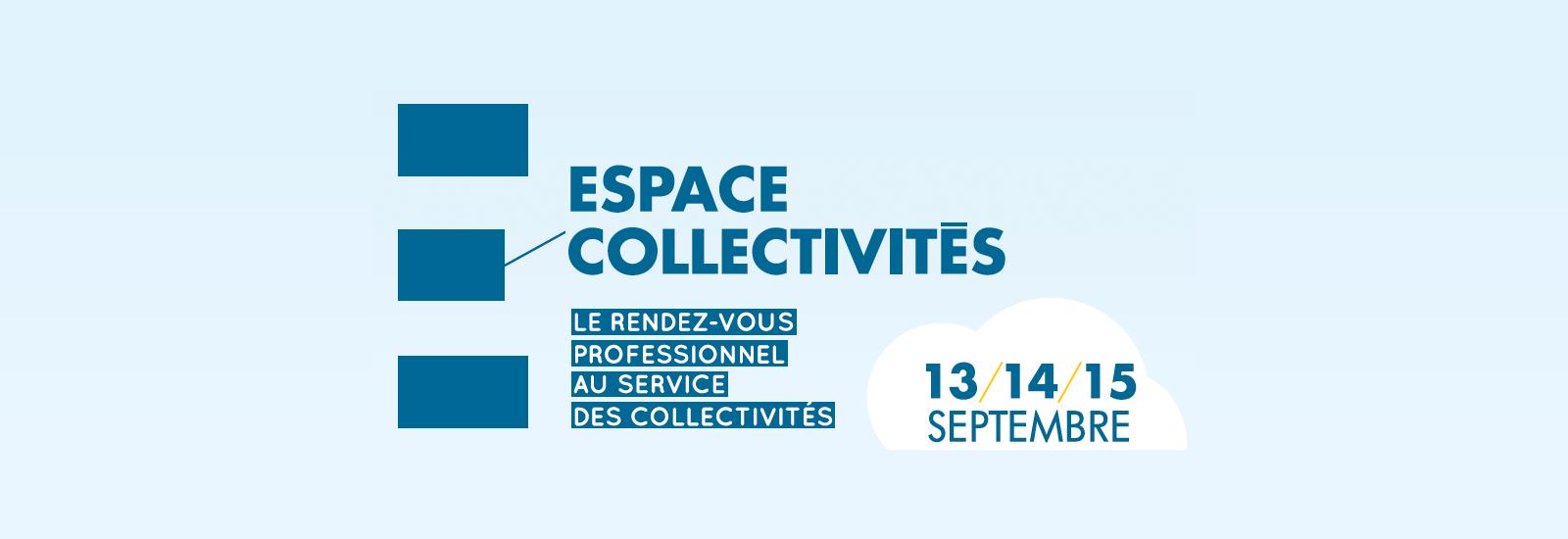 Salon Espace Collectivités 2018