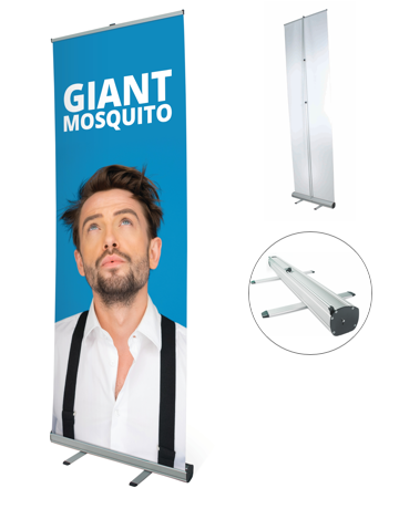 Enrouleur Giant Mosquito